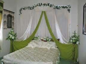 Wedding bedroom model
