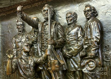lincoln freeing the slaves lincoln arming the freed slaves photograph by david bearden