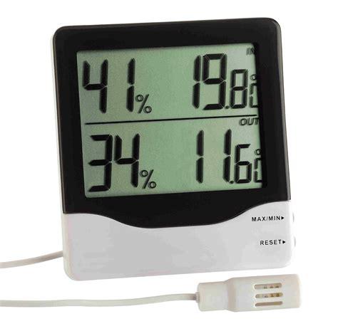 Thermometer Hygrometer tfa dostmann thermometer hygrometer 30 5013