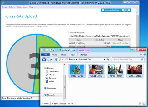 windows release preview the sixth ie10 platform preview internet explorer 10 platform preview 4 released