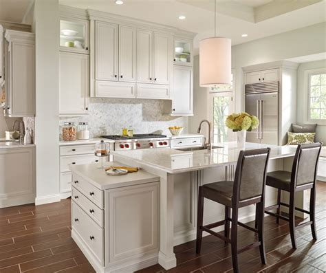 Houzz White Kitchen Cabinets off white kitchen cabinets decora cabinetry