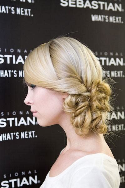 Twisted Hairstyles by Twisted Updo Hairstyles How To