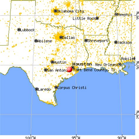 fort bend county texas map fort bend county texas detailed profile houses real estate cost of living wages work
