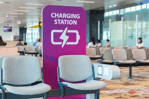 airport charging stations  give  phone malware