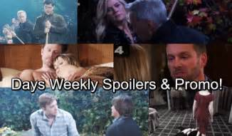 days of our lives spoilers will s false confession nick days of our lives spoilers week of october 9 brady s