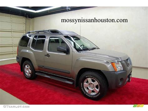 2006 granite metallic nissan xterra s 1609556 gtcarlot car color galleries