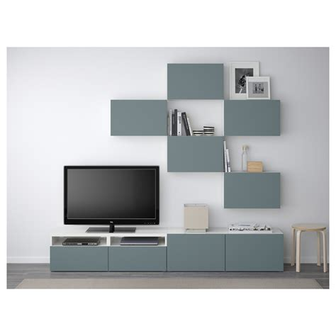 ikea besta tv combination best 197 tv storage combination white valviken grey turquoise