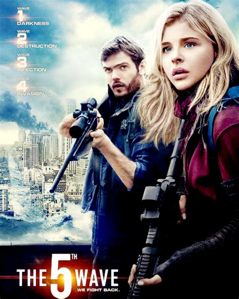 poster de the fifth wave la quinta ola review the 5th wave pre screening thoughts by j