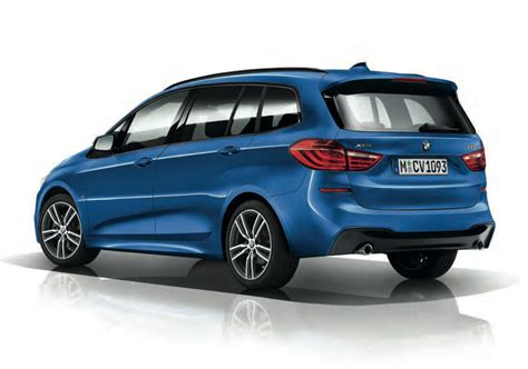 bmw f46 2 series gran tourer with m sport package