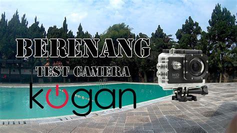 Kamera Kogan berasa renang di kolam renang pribadi test kamera kogan zesica falely