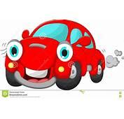Cute Car Cartoon Stock Illustration Of