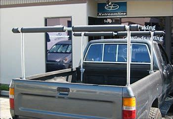 truck bed kayak rack truck bed racks for kayaks xstreamline kayaking car