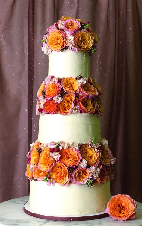 Wedding Cake No Fondant by 21 Magnolia Bakery Wedding Cakes That Look So Delicious