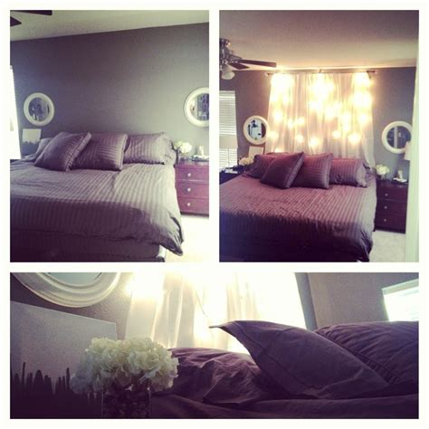 instead of a headboard bed backdrop instead of headboard projects brought to