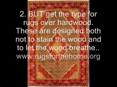 keep rugs from slipping how to keep area rugs from slipping on wood floors