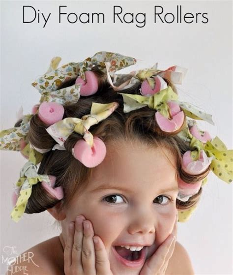 Hair Curlers Overnight by 1000 Ideas About Foam Curlers On Heatless