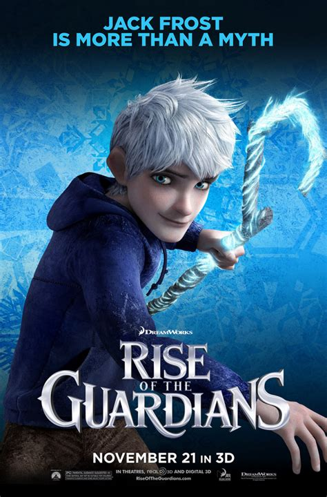 film disney jack rise of the guardians character posters and clip collider