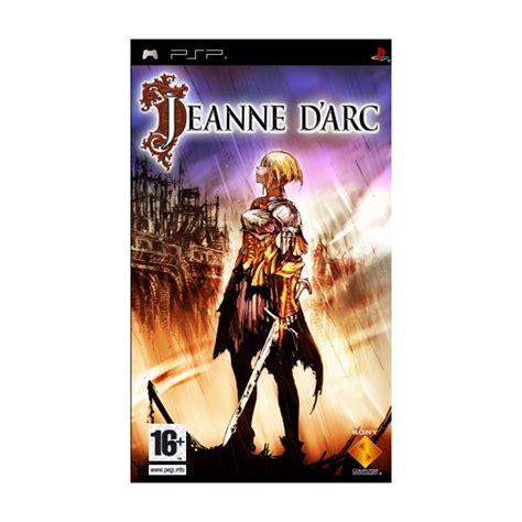 Sk D Arc jeanne d arc psp