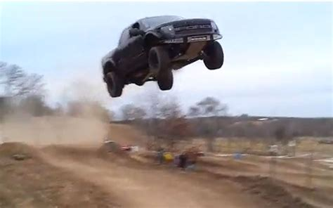 ford raptor jump find a ford f 150 svt raptor jump botch the