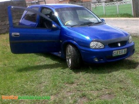 Second Cars In Port Elizabeth by 2000 Opel Corsa Gsi Used Car For Sale In Port Elizabeth