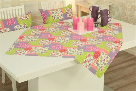 tischdecke in patchwork fr 252 hlings design ab 80x80 cm bis - Patchwork Decke 200x200