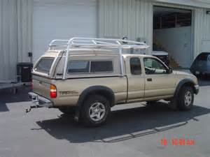 Ladder Racks For Toyota Tacoma by Toyota Truck Ladder Rack
