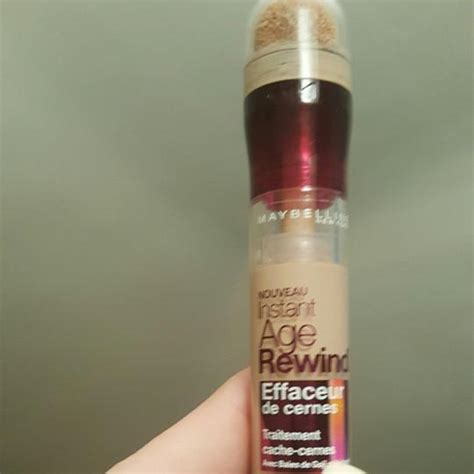 maybelline instant age rewind concealer light pale by