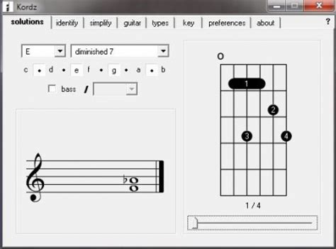 Chord Builder Guitar