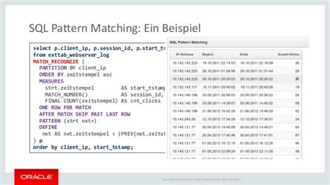 sql pattern matching numbers oracle12c f 252 r entwickler