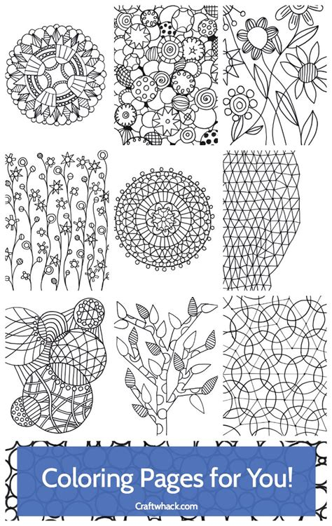 new coloring pages for adults awesome new coloring pages for adults craftwhack