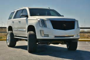 Lifted Cadillac Escalade Tuningcars Check Out The World S Lifted 2015