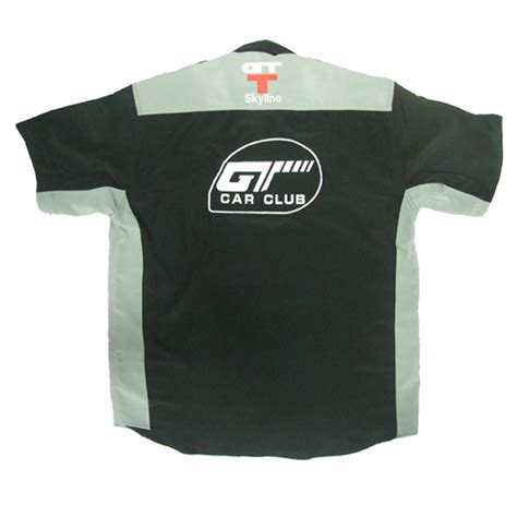 Nissan Shirts by Nissan Gtt Skyline Racing Shirt