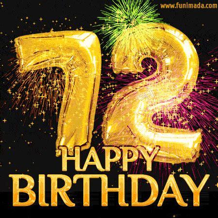 birthday greeting card amazing bursts  fireworks gif   funimadacom