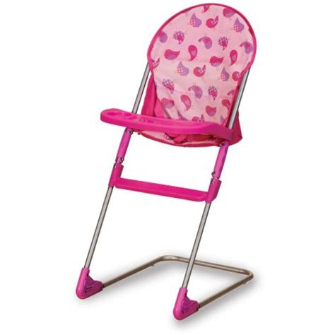 msl doll high chair walmart