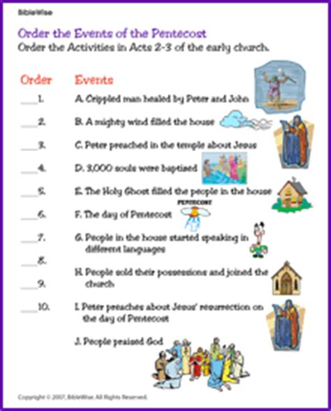 The Wedding At Cana Ks1 Worksheet by Activities On Resurrection Ascension And Pentecost