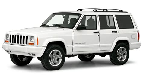 2000 Jeep Cherokee Classic 4dr 4x4 Pictures