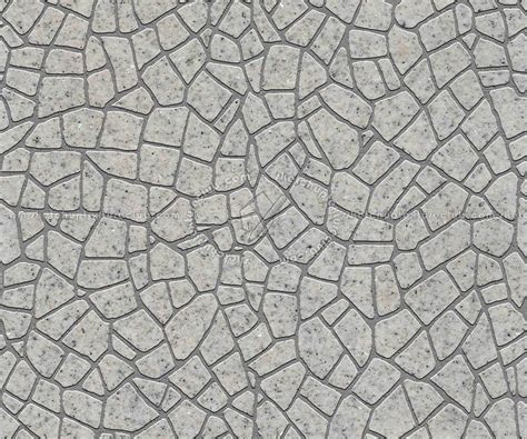 Brown Round Rugs Wall Cladding Flagstone Granite Texture Seamless 07926