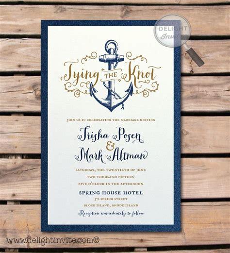 Nautical Wedding Invitations wedding invitation templates nautical wedding invitations