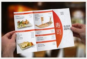 folded menu template 50 best restaurant menu templates both paid and free