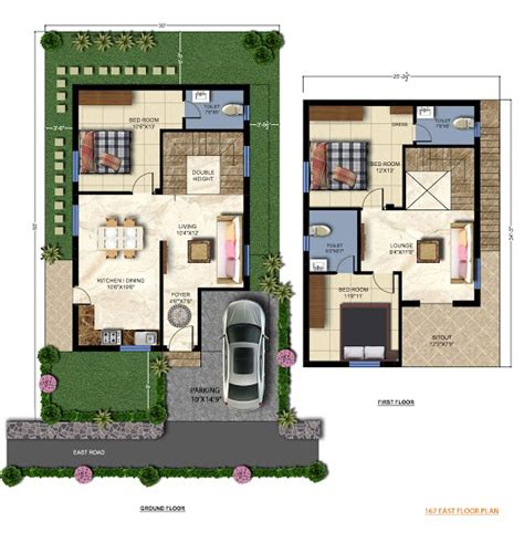 individual house floor plans house plans