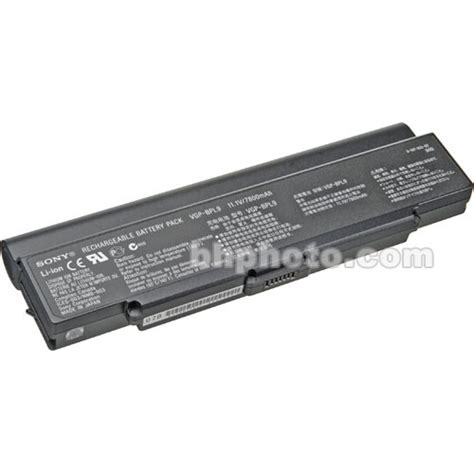 Sony Vaios For The The Cr Series by Sony Vaio Cr Ar500 And Sz600 Series Extended Capacity