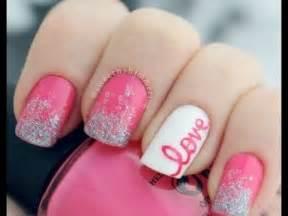 imagenes de uñas de acrilico para jovenes dise 209 o de u 209 as para san valent 205 n 2015 valentine s day