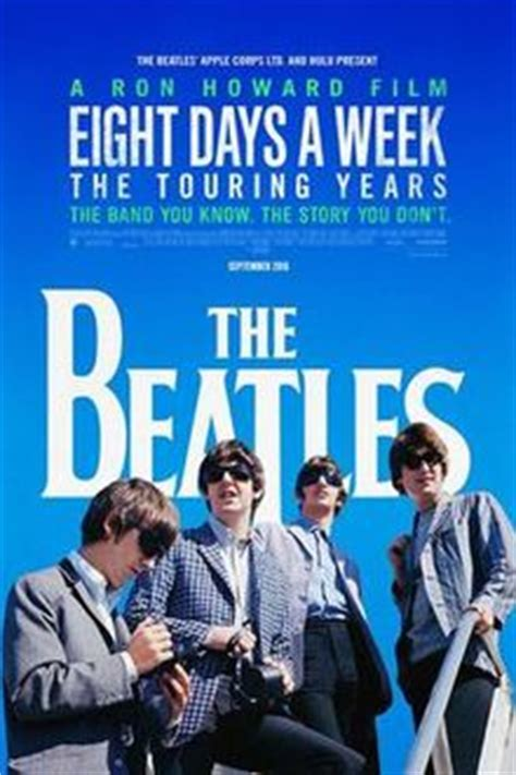 film dokumenter the beatles the beatles eight days a week the touring years