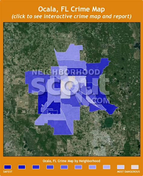 Orlando Crime Orlando Crime Rates Orlando Crime Prevention Ocala Crime Rates And Statistics Neighborhoodscout
