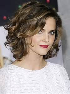 cute short curly hairstyles 2016