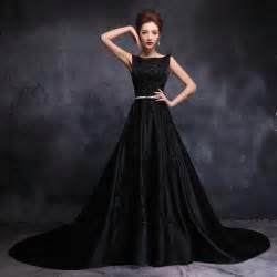 vestidos de noiva pretos