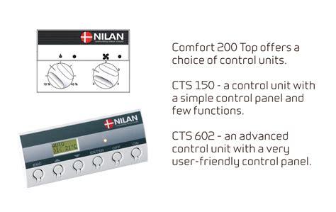 comfort solutions ireland comfort 200 top nilan