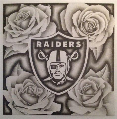 raiders logo drawing  getdrawingscom