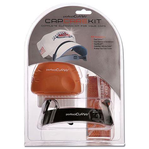 baseball cap cleaning and care kit in baseball hat racks