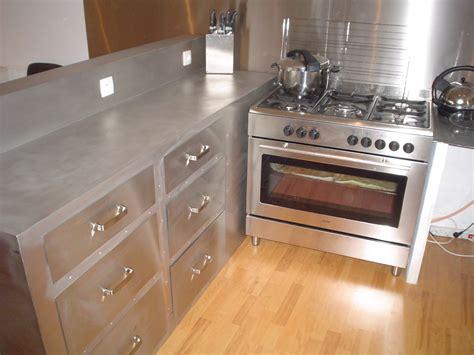 meuble cuisine en inox divers d 233 coration safm localicsol
